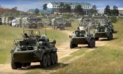 روسيا تعتقل قنصلاً أوكرانياً حصل على معلومات سرية