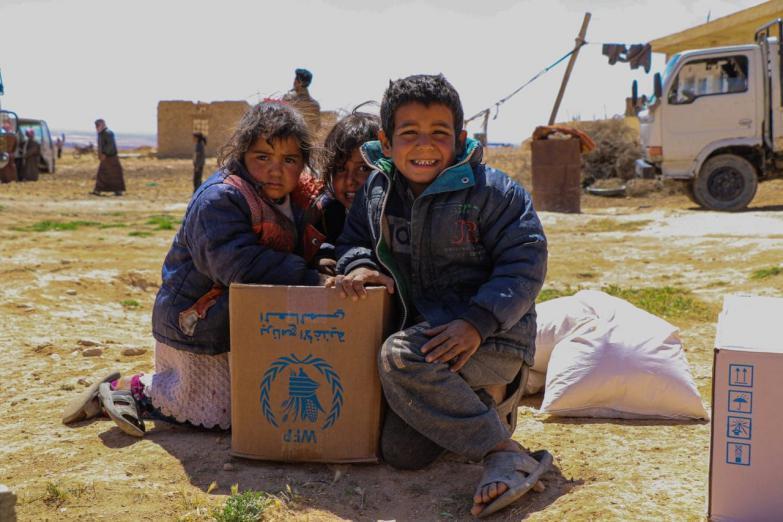 11400 عائلة حصلت على مساعدات إغاثية بريف دمشق