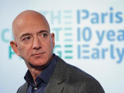 """مؤسس """"أمازون"""" يؤيد خطة بايدن لزيادة الضرائب على الشركات"""