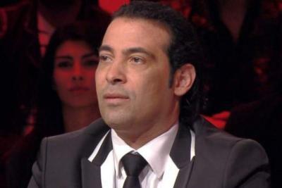 """بالفيديو.. """"سعد الصغير"""" ينهار من البكاء بسبب سؤال """"إيناس الدغيدي"""""""