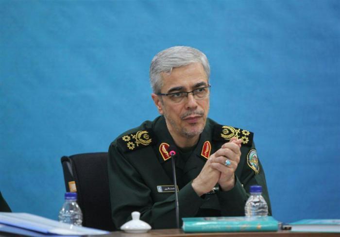 رئيس أركان القوات المسلحة الإيرانية، اللواء محمد باقري