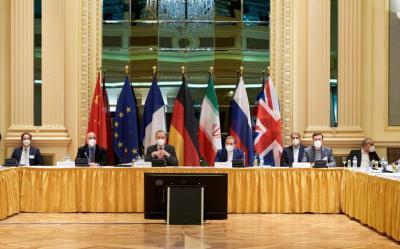 أجواء إيجابية.. انتهاء جلسة فيينا حول النووي الإيراني
