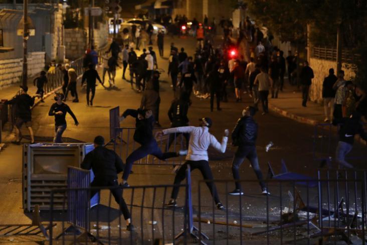 الإعلام العبري: الشرطة الإسرائيلية تخشى اشتداد حدة المواجهات في القدس