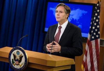 الولايات المتحدة تحذر من عواقب في حال وقوع عدوان روسي على أوكرانيا