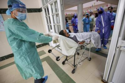 صحة غزة : 17 حالة وفاة بفيروس كورونا و1764 إصابة وتعافي 820 حالة