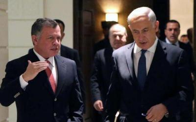 """مصادر إسرائيلية : الأردن ليس في الجيب والسلام معه أهم من """"إبراهيميات الخليج"""""""