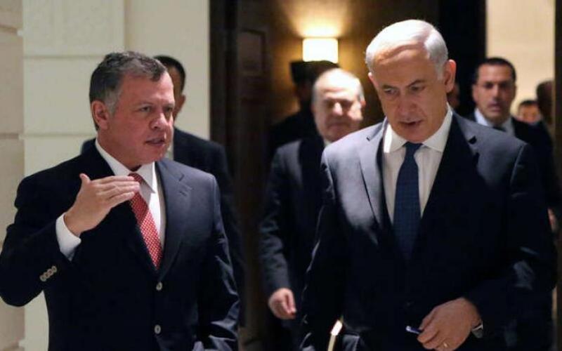 مصادر إسرائيلية : الأردن ليس في الجيب والسلام معه أهم من