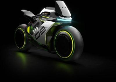 """Segway"" تكشف عن دراجة تعمل بالهيدروجين"