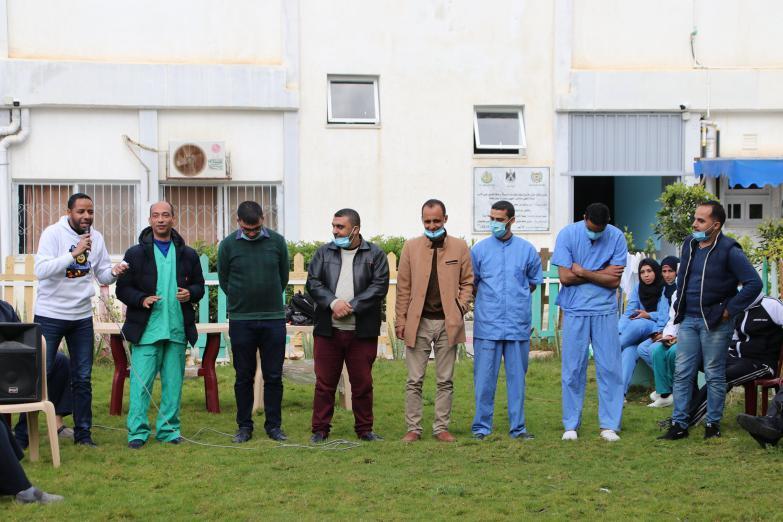 صحة غزة تعلن حصيلة إصابات (كورونا) اليوم الأربعاء