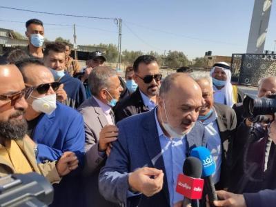 القدوة: مروان البرغوثي هو مرشحنا للانتخابات الرئاسية في فلسطين