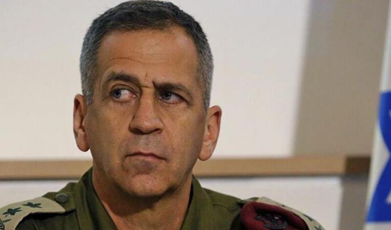 رئيس أركان الجيش الإسرائيلي أفيف كوخافي