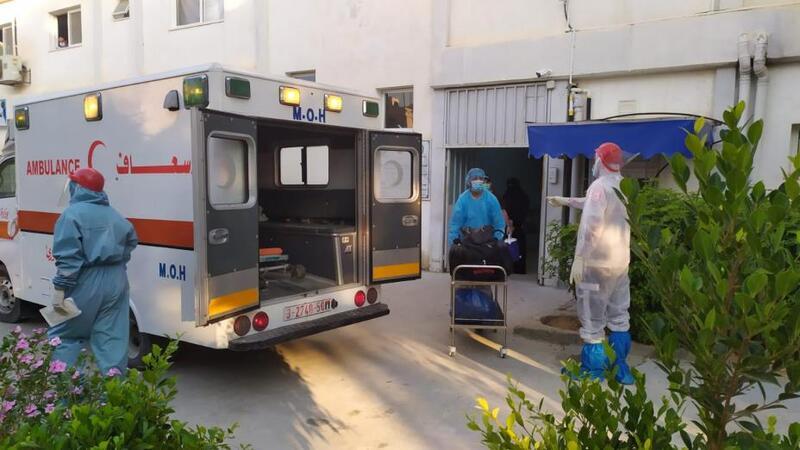 الصحة بغزة : 10 وفيات و 1268 اصابة بفيروس كورونا خلال ال 24 ساعة الماضية