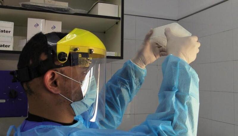 غزة: 23 حالة وفاة و466 إصابة جديدة بفيروس كورونا و1501 حالة تعاف