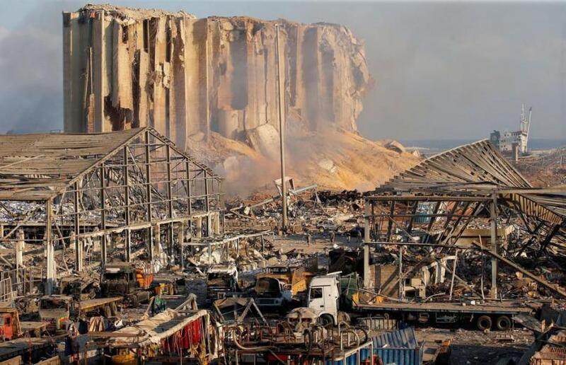 مجموعة فرنسية: يمكن إعادة بناء مرفأ بيروت في أقل من 3 سنوات