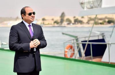 الرئيس المصري: الخيارات مفتوحة إذا تم المساس بنقطة مياه لمصر
