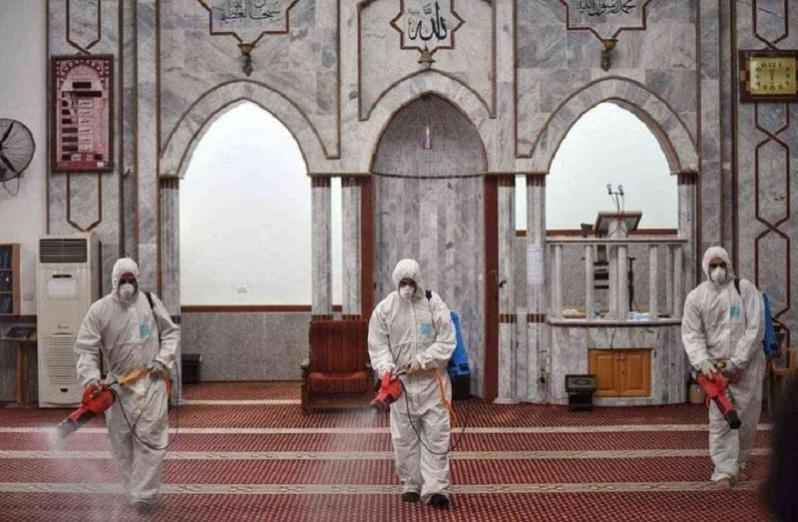 الأوقاف تعلن البروتوكول الخاص لصلاتي الجمعة والتراويح في شهر رمضان المبارك