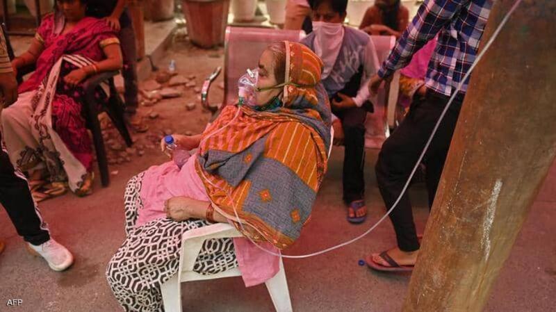الهند: حصيلة وفيات كورونا تتجاوز 200 ألف بعد زيادة قياسية بالإصابات