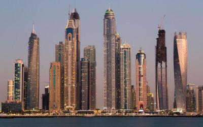 دبي تتصدر العالم في الأبراج الشاهقة للعام الثالث