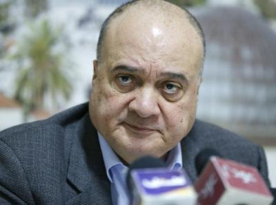 ناصر القدوة: سندعم البرغوثي إذا ترشح للرئاسة ومن المبكر الحديث عن التحالف مع دحلان