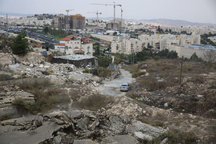 إسرائيل تعتزم البناء الاستيطاني خارج الخط الأخضر في القدس