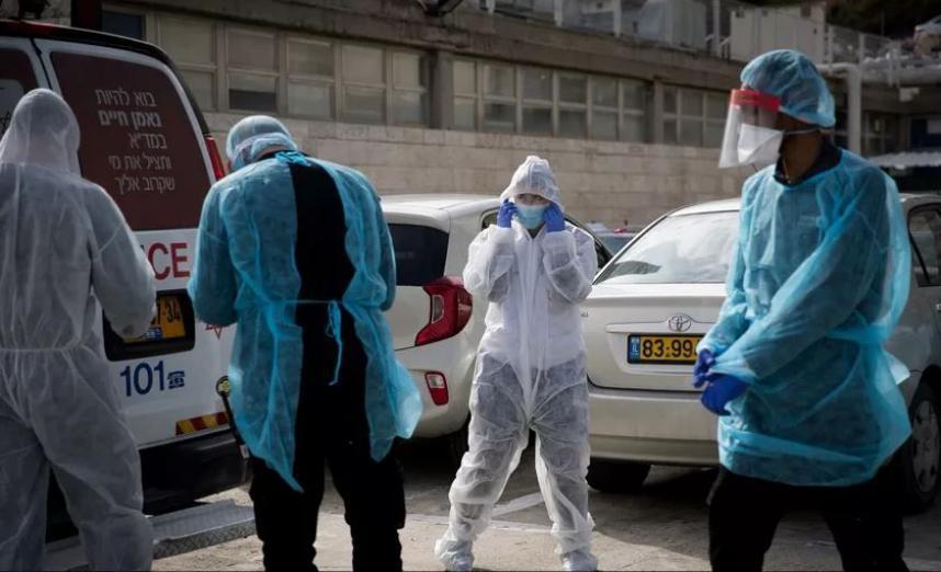 تشخيص 7 حالات مصابة بالطفرة الهندية لـ (كورونا) بإسرائيل
