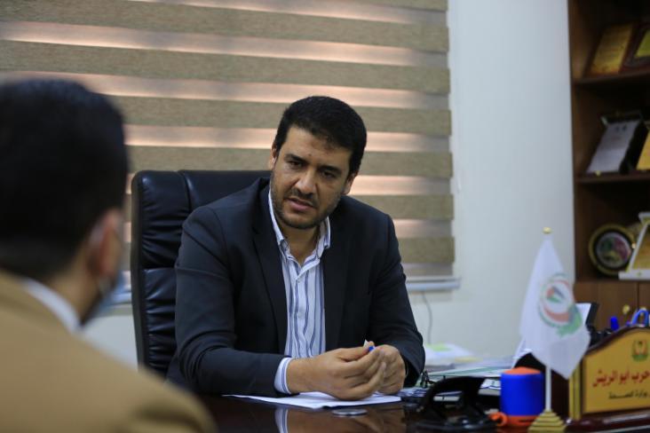 أبو الريش يكشف عن خطة أعدتها وزارة الصحة بغزة ويوجه رسالة مهمة للمواطنين