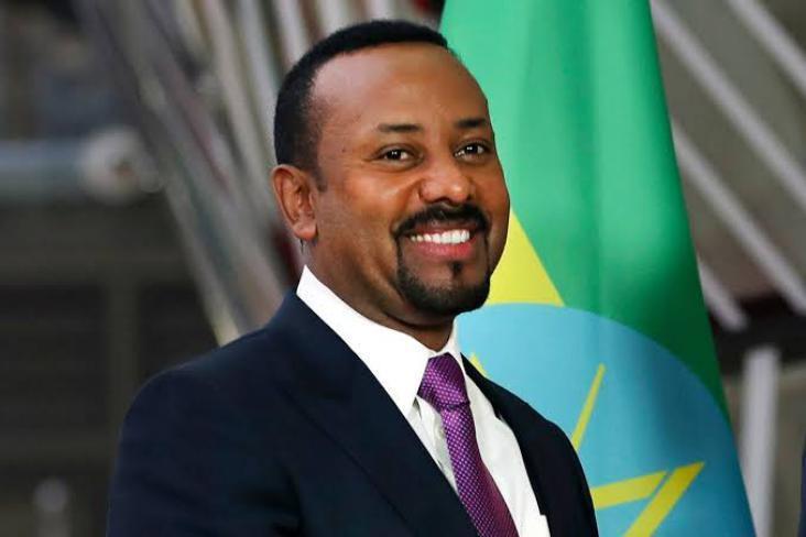 رئيس وزراء إثيوبيا آبي أحمد علي