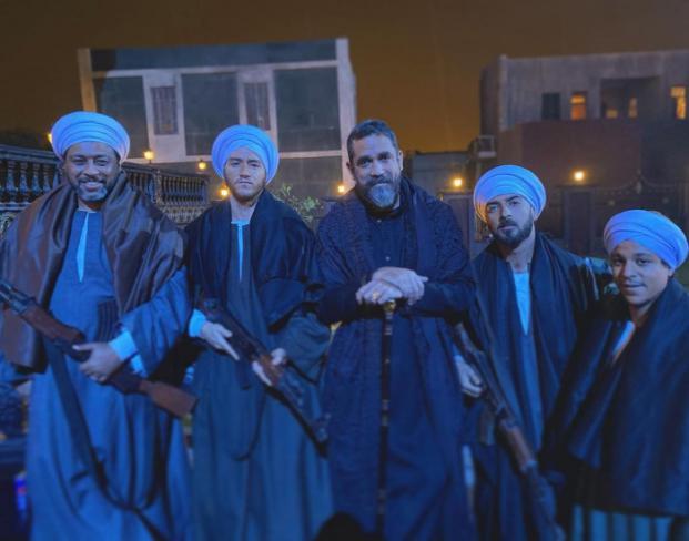 مسلسل نسل الأغراب.. هل ينتقم أحمد مالك من أمير كرارة؟