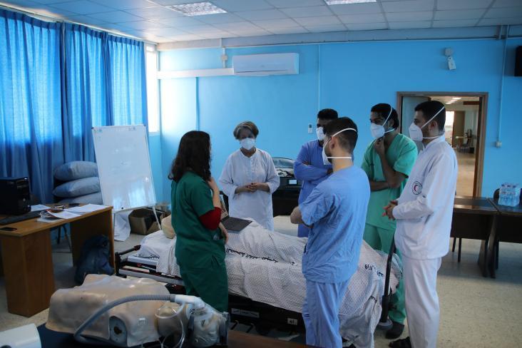 الصحة بغزة: تسجيل 9 حالات وفاة و233 إصابة جديدة بفيروس (كورونا) و655 حالة تعافٍ