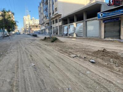 """بحث إطلاق اسم """"ميدان الصحافة"""" على أحد مفترقات مدينة غزة"""