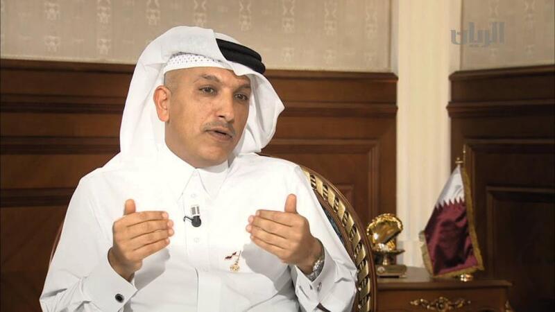 النائب العام في الدوحة يصدر أمر اعتقال بحق وزير المالية القطري
