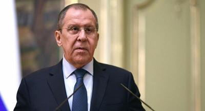 لافروف: لدينا مقترحات لاستئناف المفاوضات حول التسوية في الشرق الأوسط