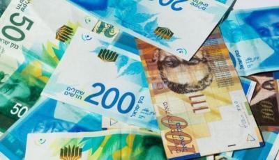 أسعار صرف العملات مقابل الشيكل الإسرائيلي اليوم الأربعاء