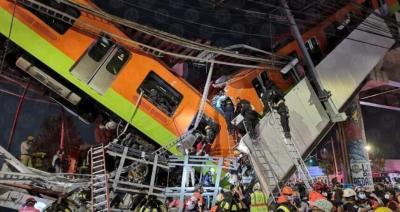 المكسيك.. عشرات القتلى والجرحى جراء انهيار جسر