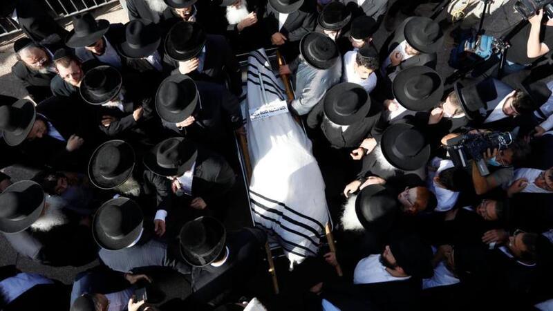 رسميا.. أميركيون بين قتلى ومصابي حادثة التدافع في إسرائيل