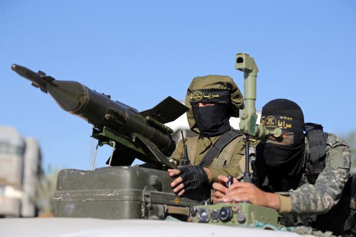 الجهاد الإسلامي: المقاومة لن تكون بمنأى عما يحدث في القدس