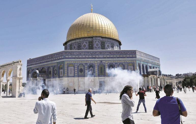 احتجاج رسمي أردني ضد إسرائيل بشأن