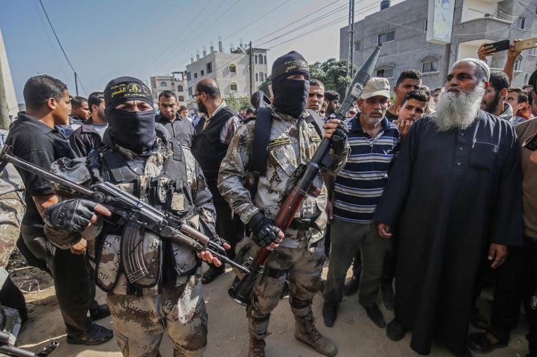 الجهاد الإسلامي: المقاومة أبلغت القاهرة أنها سترد بالمثل على أي هجمات إسرائيلية قادمة
