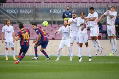 قرعة الدوري الإسباني.. تعرف على موعد مباراتي الكلاسيكو ومشوار ريال مدريد وبرشلونة