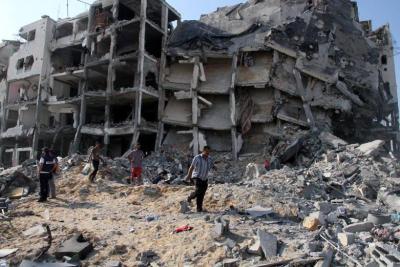 رويترز: إعمار غزة مقابل إحراز تقدم في ملف الجنود الإسرائيليين المفقودين