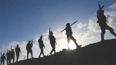 المقاومة بغزة أطلقت النار تجاه طائرات إسرائيلية المُسيرة في سماء القطاع