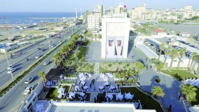 قطر تكشف عن قيمة ما أنفقته الدوحة لإعادة إعمار غزة منذ 2012