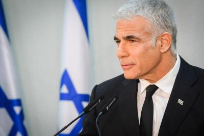 حكومة يائير لابيد المرتقبة تعتزم بدء مفاوضات سياسية مع السلطة الفلسطينية