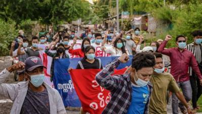 """الأمم المتحدة تحذّر من """"كارثة حقوقية"""" في ميانمار"""