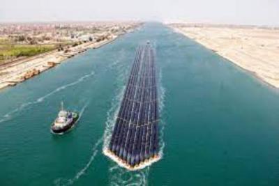 شاهد.. مصر تفشل مخططا إسرائيليا استهدف قناة السويس