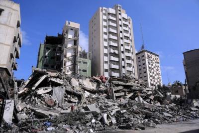 واشنطن: يجب حل مشكلة قطاع غزة وإعادة إعماره بعد العملية العسكرية الأخيرة