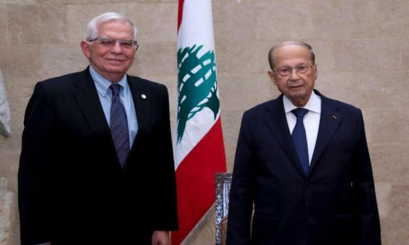 الاتحاد الأوروبي يشترط الإصلاح مقابل مساعدة لبنان