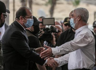 المقاومة بغزة تبلغ مصر برسالة هامة حول ملف صفقة تبادل الأسرى