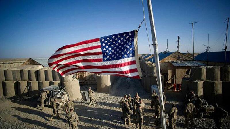 الولايات المتحدة تسلم للأفغان أكبر قاعدة عسكرية لها في البلاد