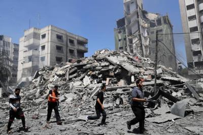 حماس : المقاومة صاحبة القول الفصل بملف إعمار غزة
